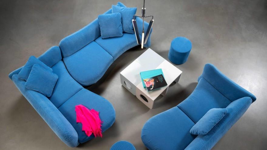 The bongo bay sofa by brühl & sippold