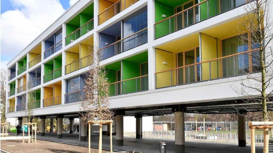 Werkswohnungen der Stadtwerke München