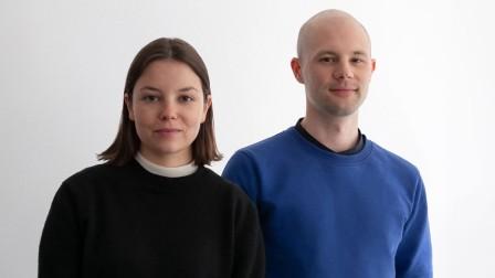 Konrad Jünger and Verena Kühn