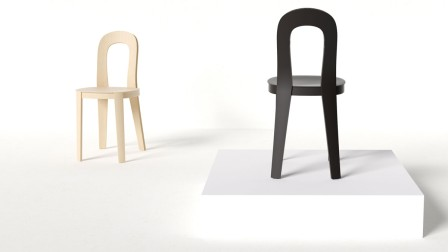 3rd place: the Olivia chair by Tatu Laasko