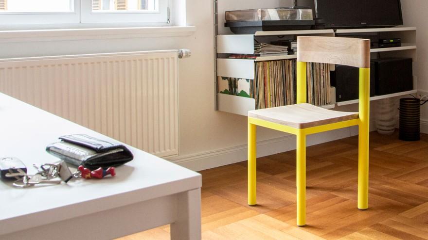 Paco Chair from Johannes Valentin Breuer