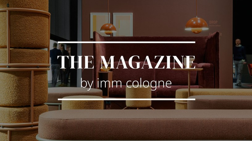 the magazine by imm cologne
