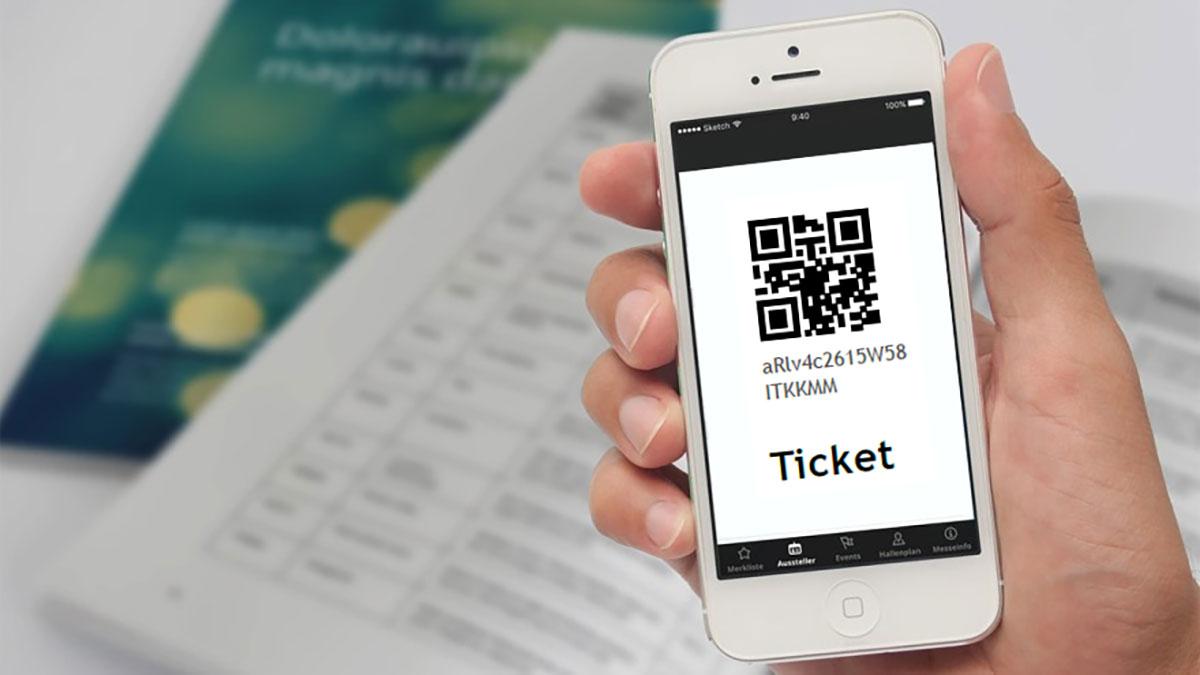 ISM Ticket