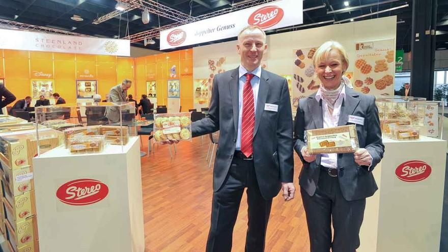 Steenland Chocolate beehrt die ISM seit 50 Jahren