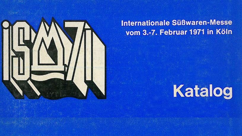 1971: Beginn der ISM-Erfolgsgeschichte