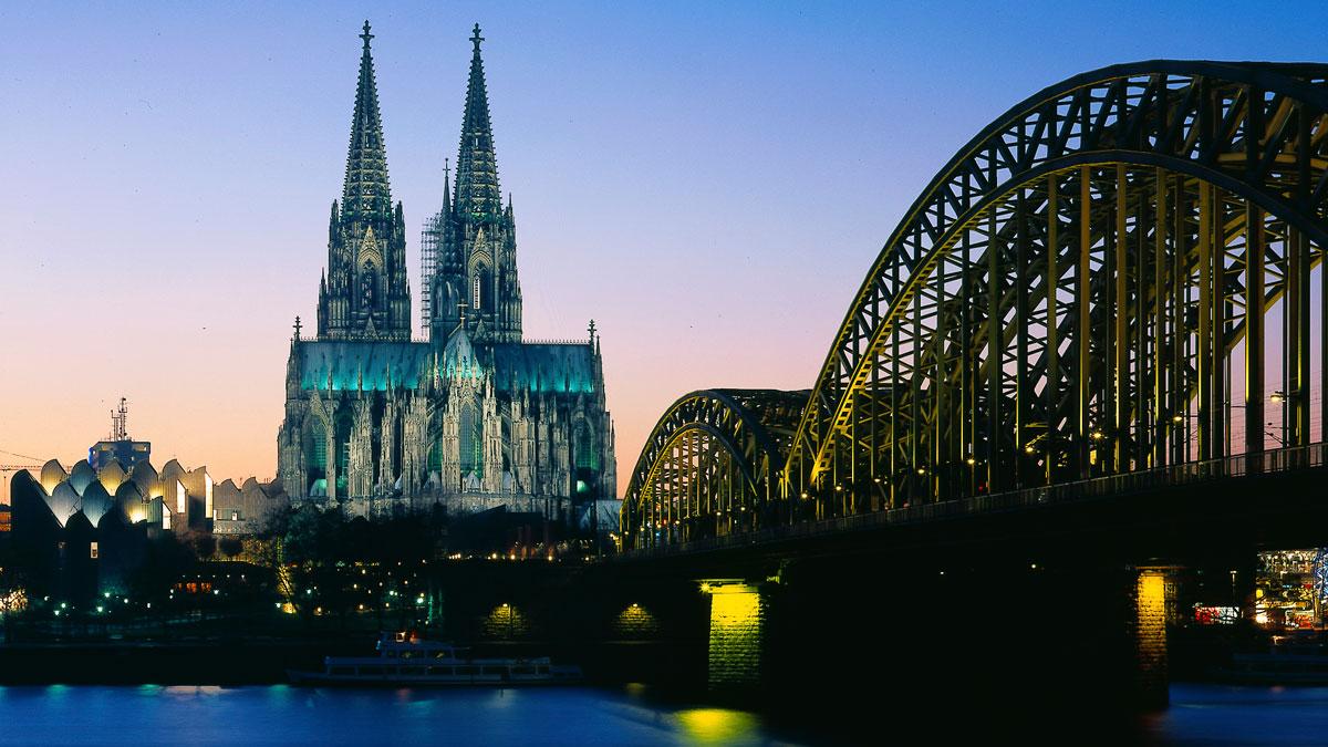 Erstklassiger Messestandort Köln