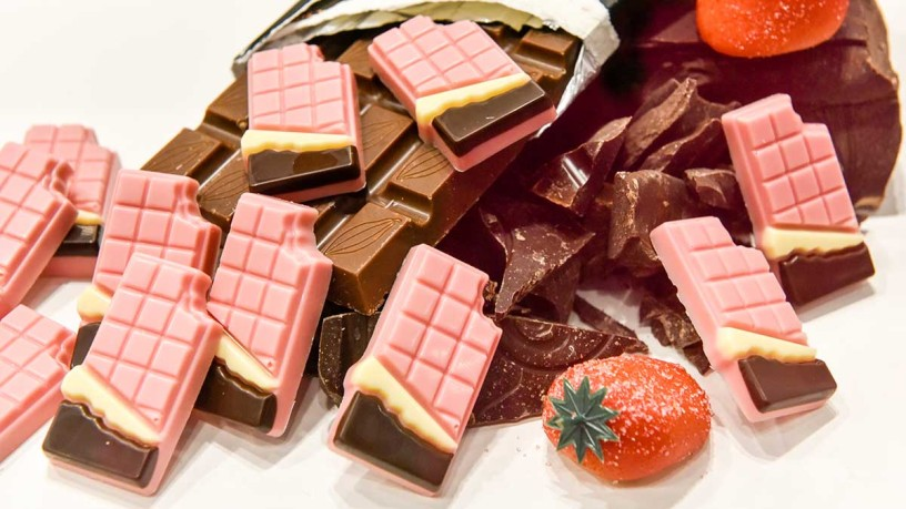 Chocolate, Chocolate products