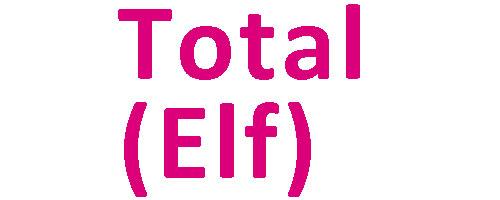 Total (Elf) bei ISM