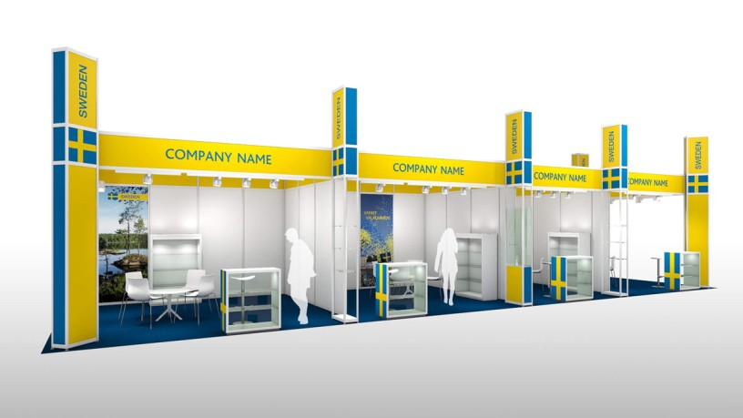 Group stand Koelnmesse
