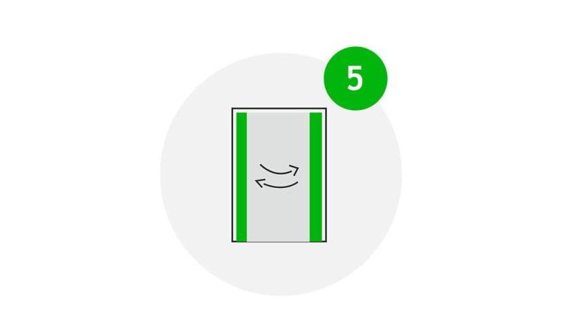 Visit Safe Icon Kontaktlose Wege durch das Gelände