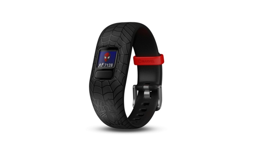 An extra dose of motivation with the Vivófit jr. 2 from Garmin. © Garmin