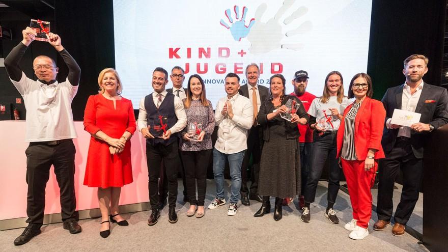 Winner of the Innovation Award 2019