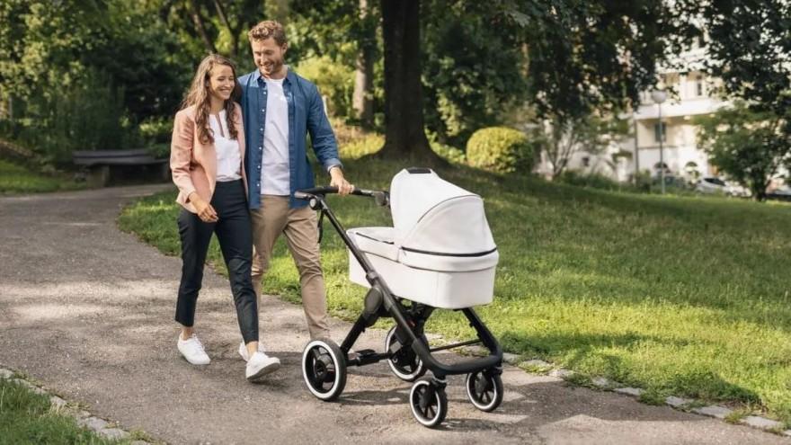 Emmaljunga E-stroller NXT90