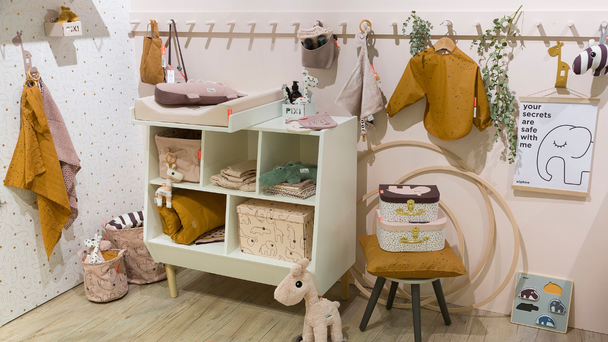 Individual children's rooms: as unique as their occupants
