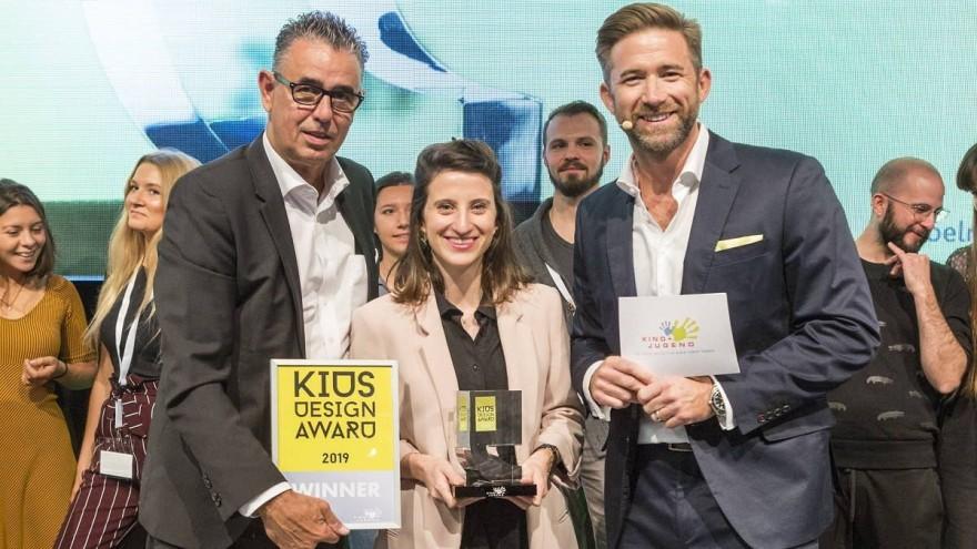Kind + Jugend Kids Design Award winner 2019