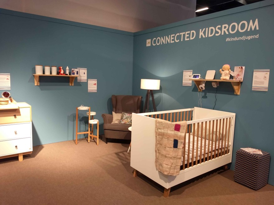 children's products, safety, smart gadgets, baby care, digital helpers