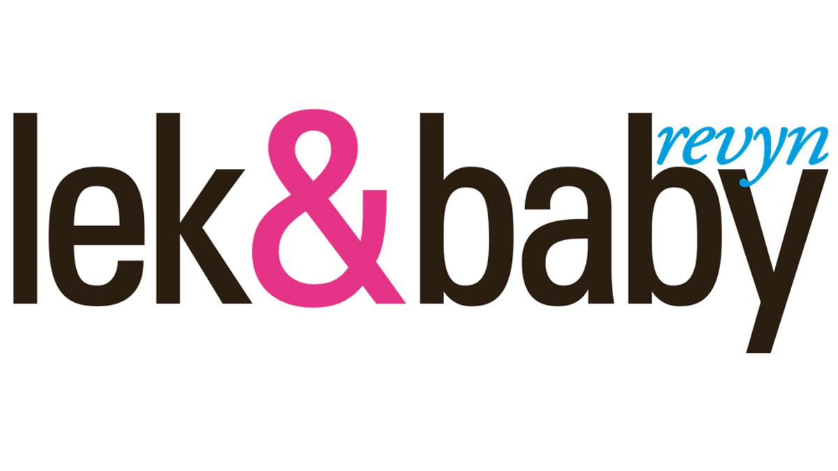 Logo Lek & Baby