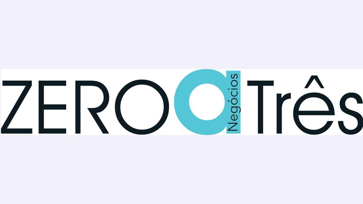 ZeroaTres Logo