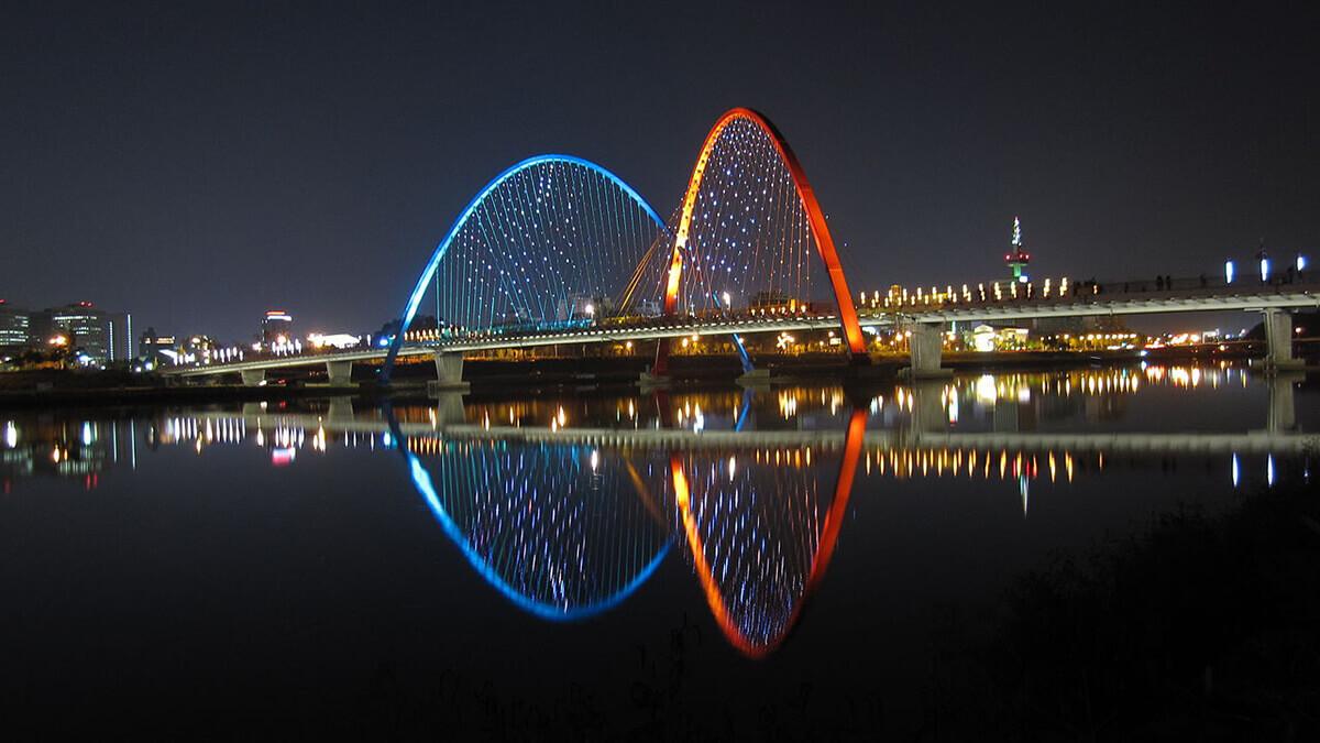 EXPO Daejeon 1993, Südkorea