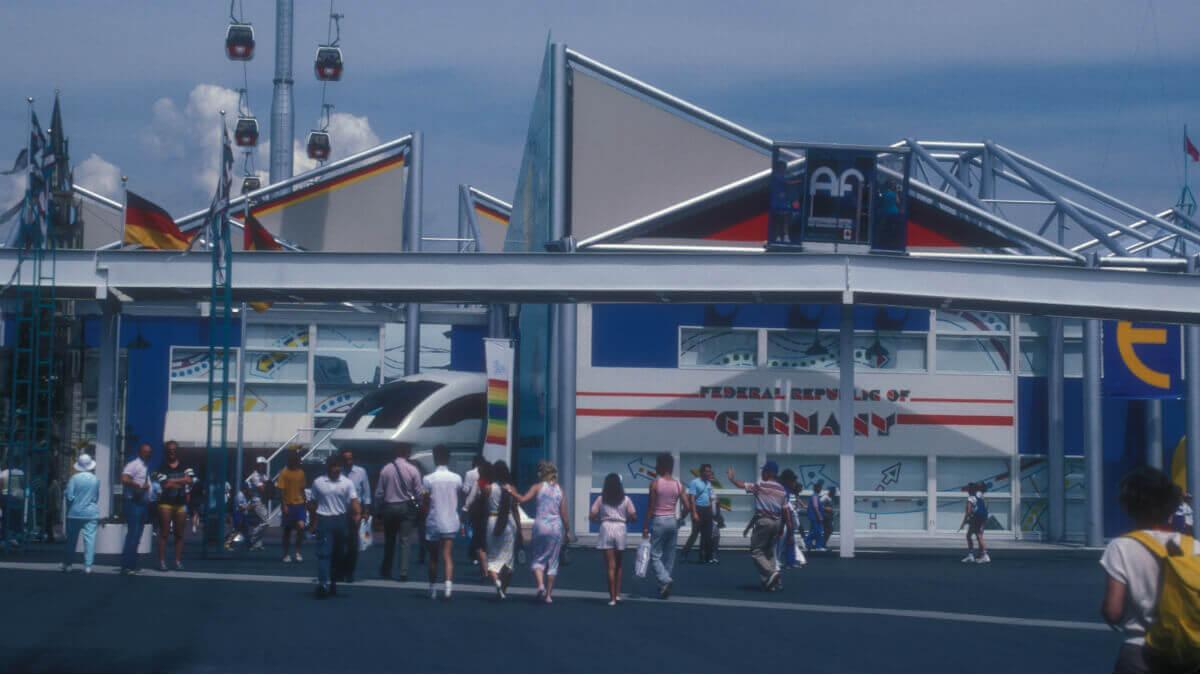 EXPO Vancouver - '86, Kanada