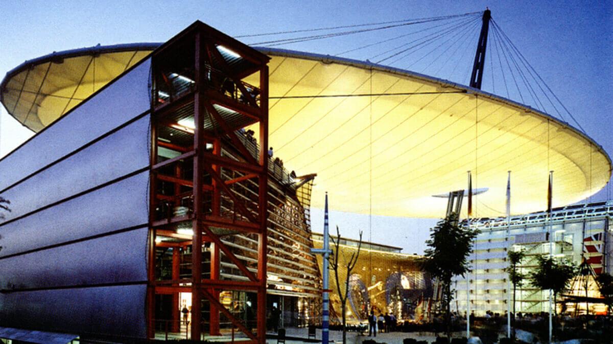 EXPO - '92 Sevilla, Spanien