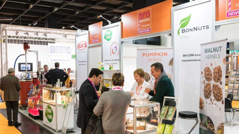 ProSweets Newcomer Area