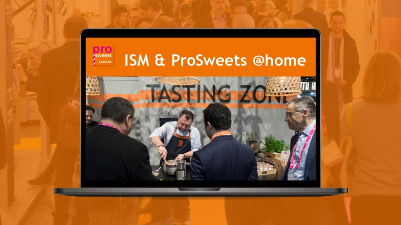 Registration ISM & ProSweets @home
